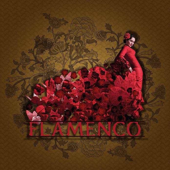 """ A FLAMENCO""- MY 600th !"