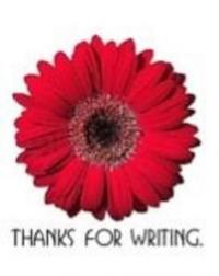 thanksforwriting