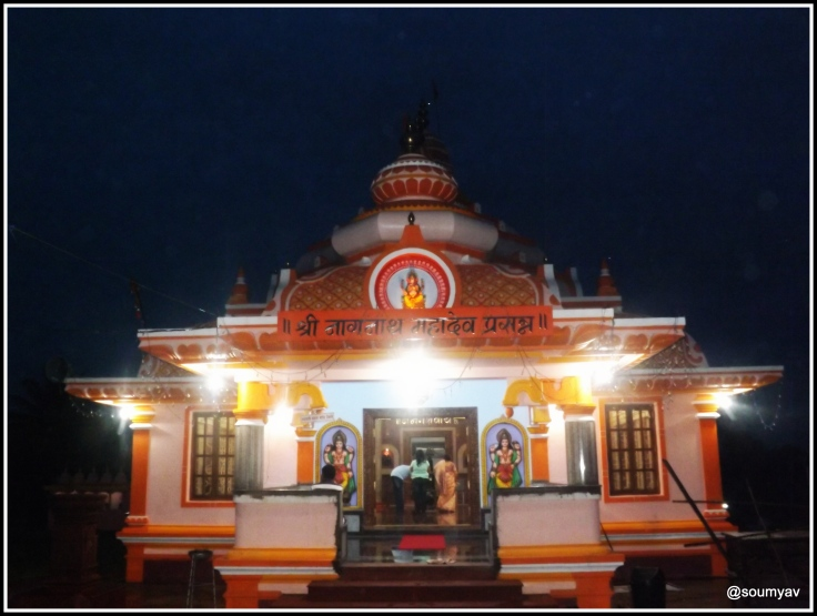 sparkling abode of the Lord