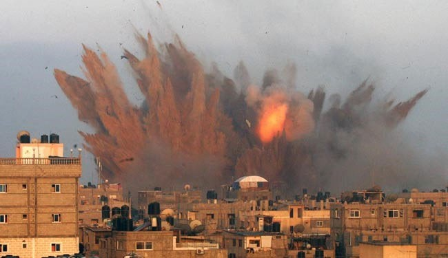 Israel using cancer-inducing bombs on Gaza
